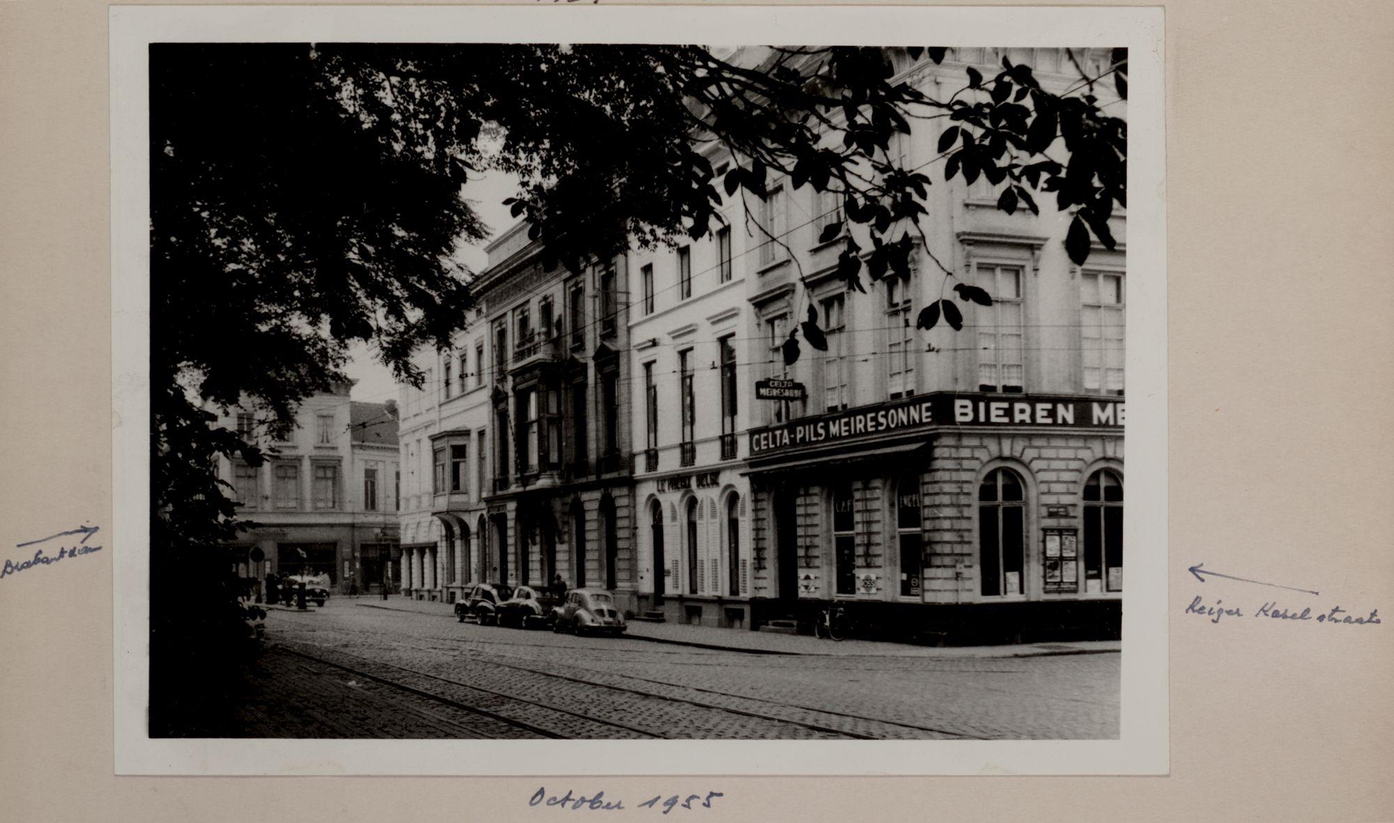 Gent: Sint-Annaplein