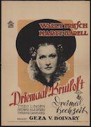 Dreimal Hochzeit   Driemaal bruiloft, [Savoy], Gent, mei 1943