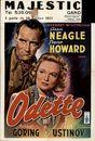 Odette, Majestic, Gent, vanaf 16 februari 1951