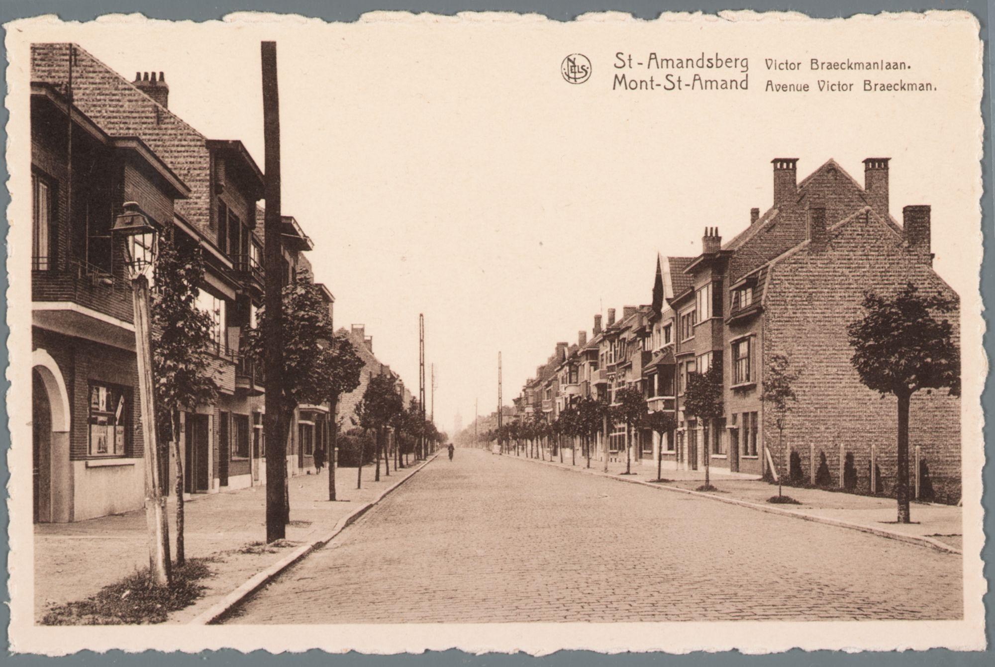 Sint-Amandsberg: Victor Braeckmanlaan