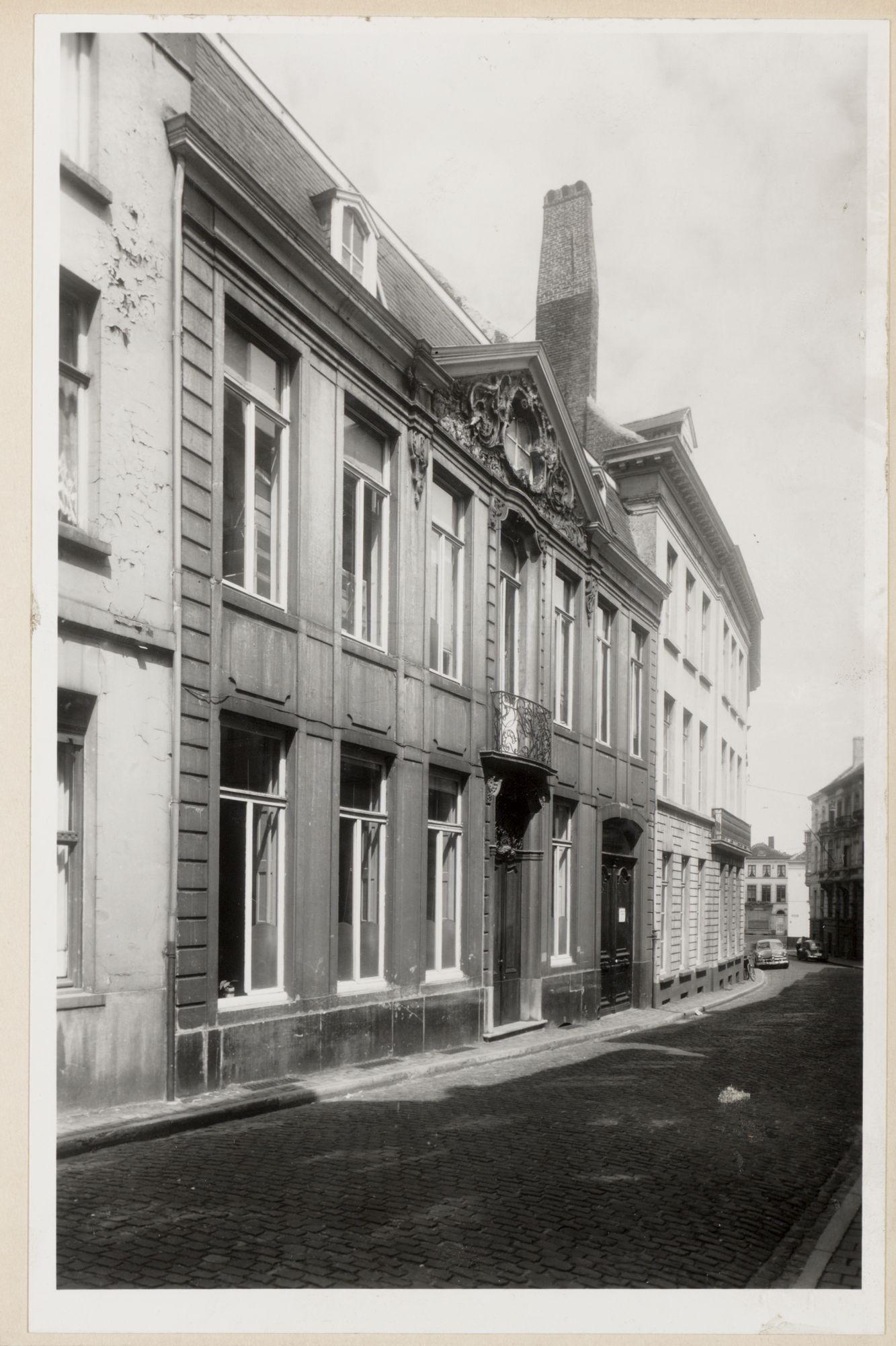 Gent: Hotel Louis XV of Huis Flandria, Kwaadham 7