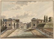 Gent: Kortrijksepoort en Kortrijksepoortstraat