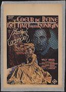 Coeur de reine   Het hart van een koningin, Gent, [december 1940]