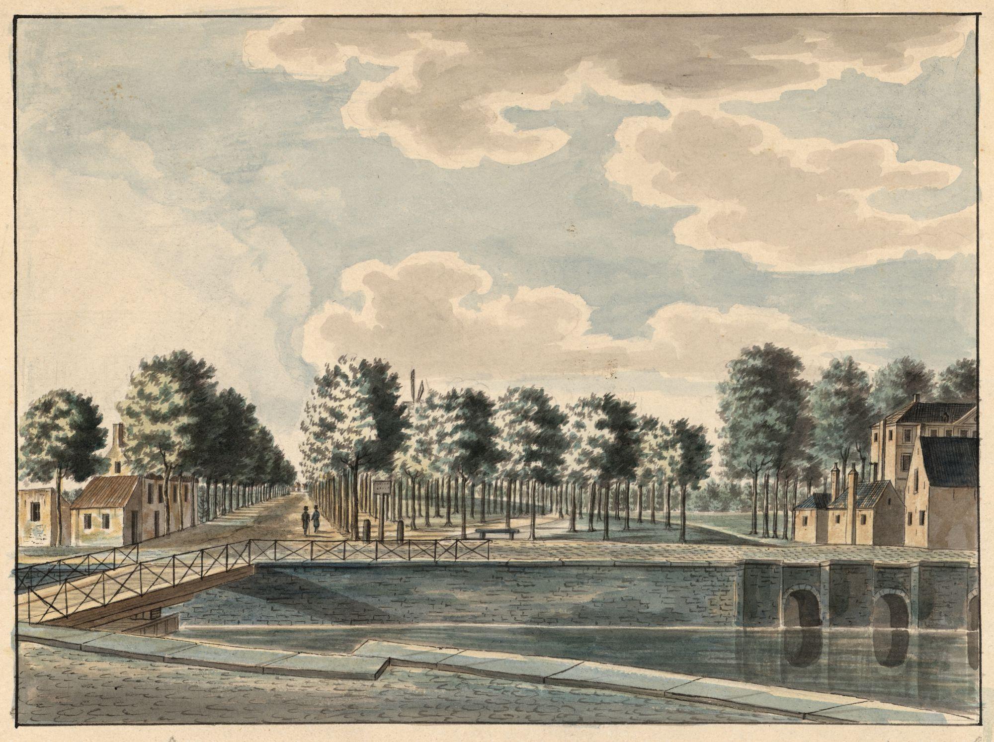 Gent: Coupure, Contributiebrug en Nieuwewandeling