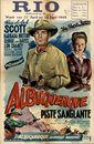 Albuquerque, Piste Sanglante | Albuquerque, Bloedige Bergpas, Rio, Gent, 22 - 25 april 1949