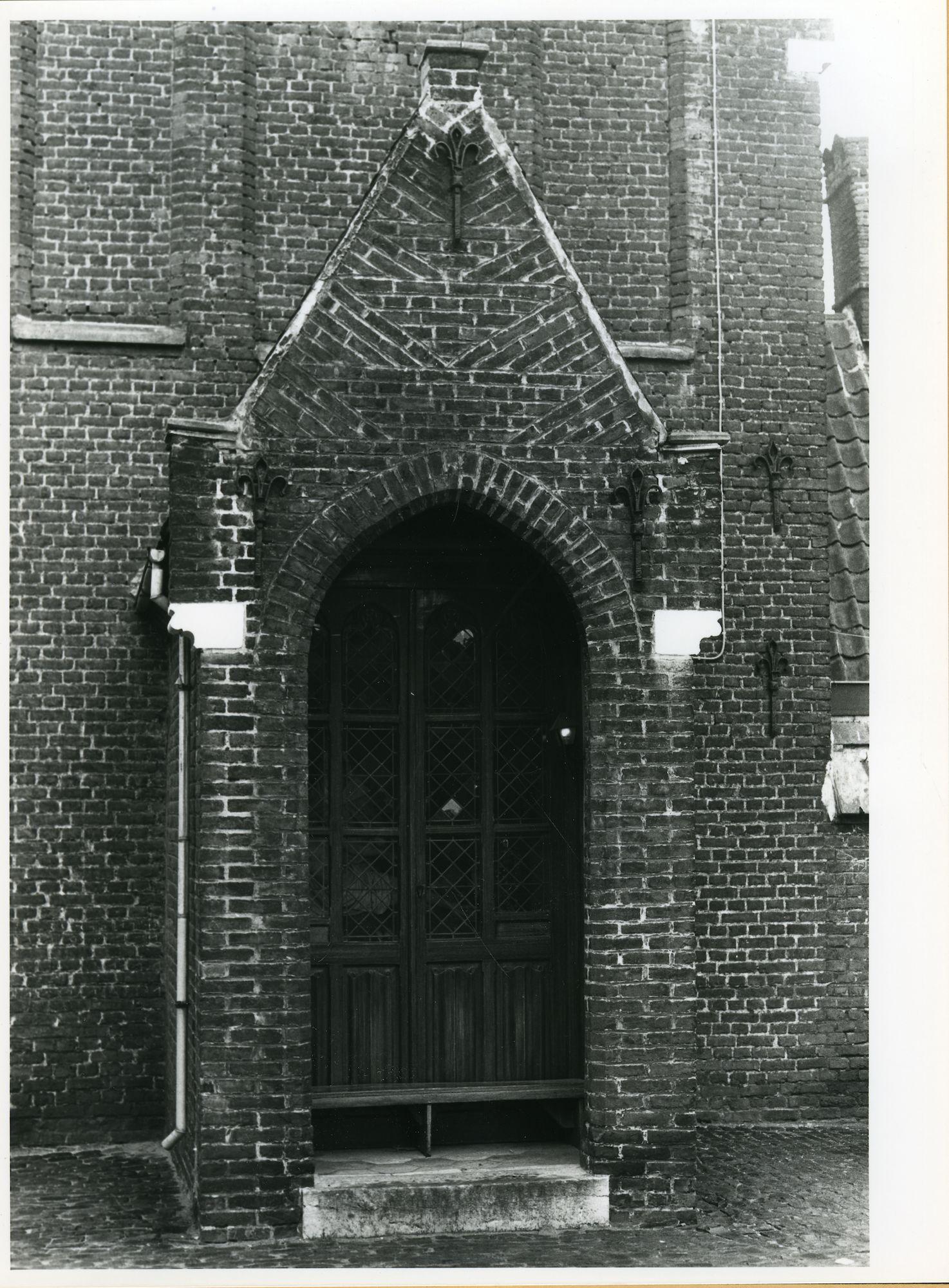 Sint-Amandsberg: Schoolstraat: Kapel