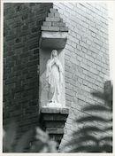 St.-Amandsberg: Antwerpsesteenweg 505: Gevelbeeld, 1979