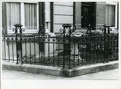Gent: Oostendestraat 45-51: Hek, 1979