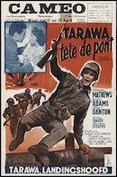 Tarawa Beachhead | Tarawa tête de pont | Tarawa, landingshoofd, Cameo, Gent, 17 - 23 april 1959