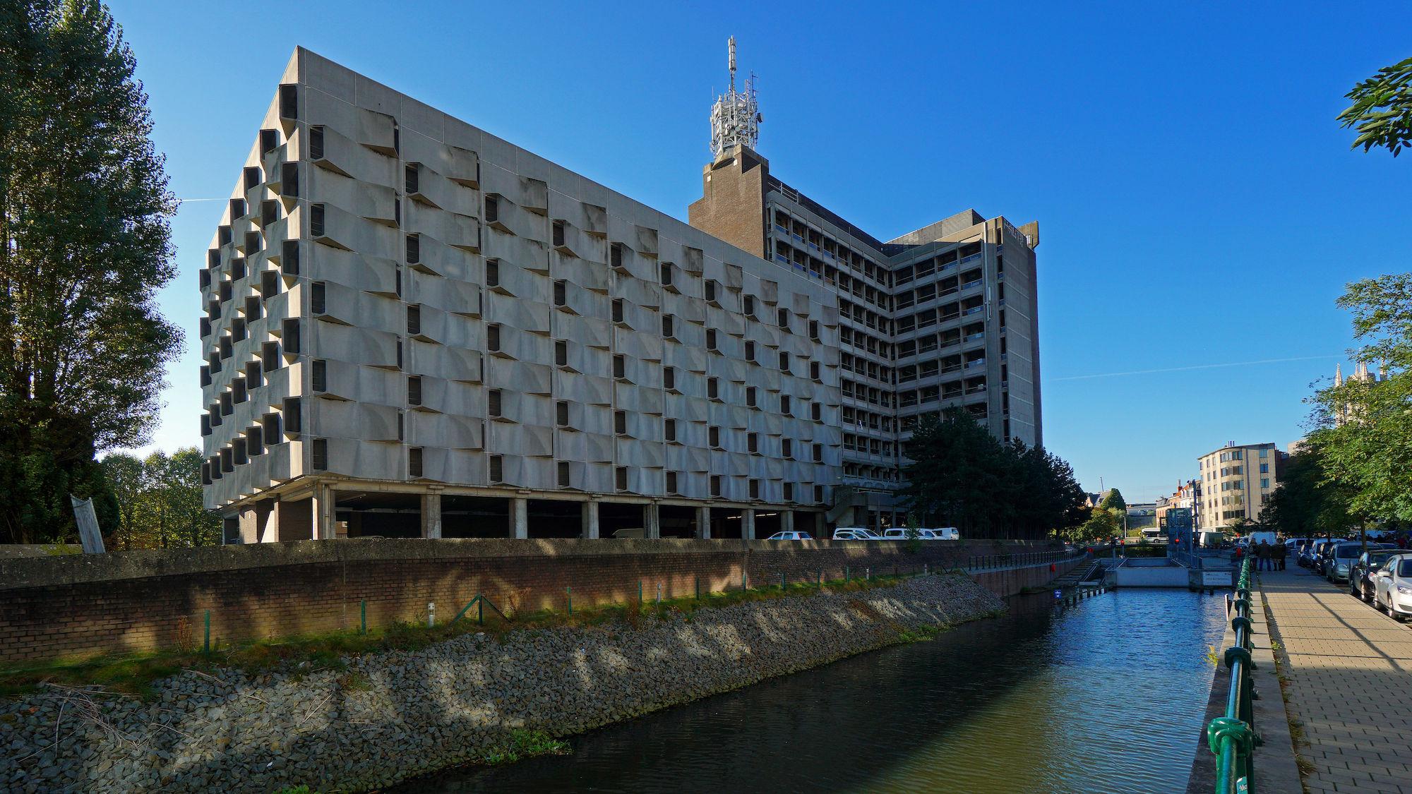 Administratief Centrum Portus