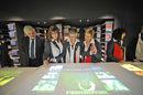 Officiële Opening toeristisch infokantoor Oude Vismijn 09