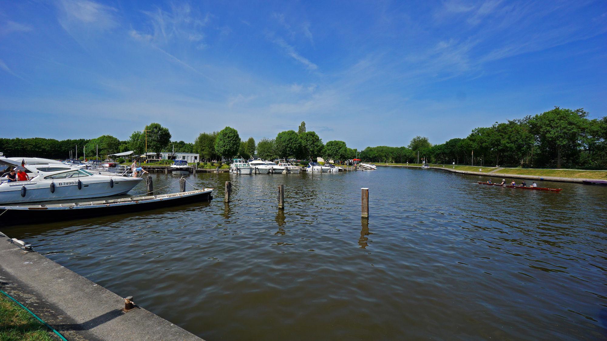 Leie + jachthaven VVW Gent - Leie