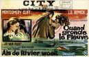 Quand Gronde le Fleuve | Wild River | Als de Rivier Woelt, City, Gent, 10 -16 maart 1961