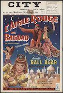 The Magic Carpet | L'aigle rouge de Bagdad | De rode arend van Bagdad, City, Gent, 31 juli - 6 augustus 1953