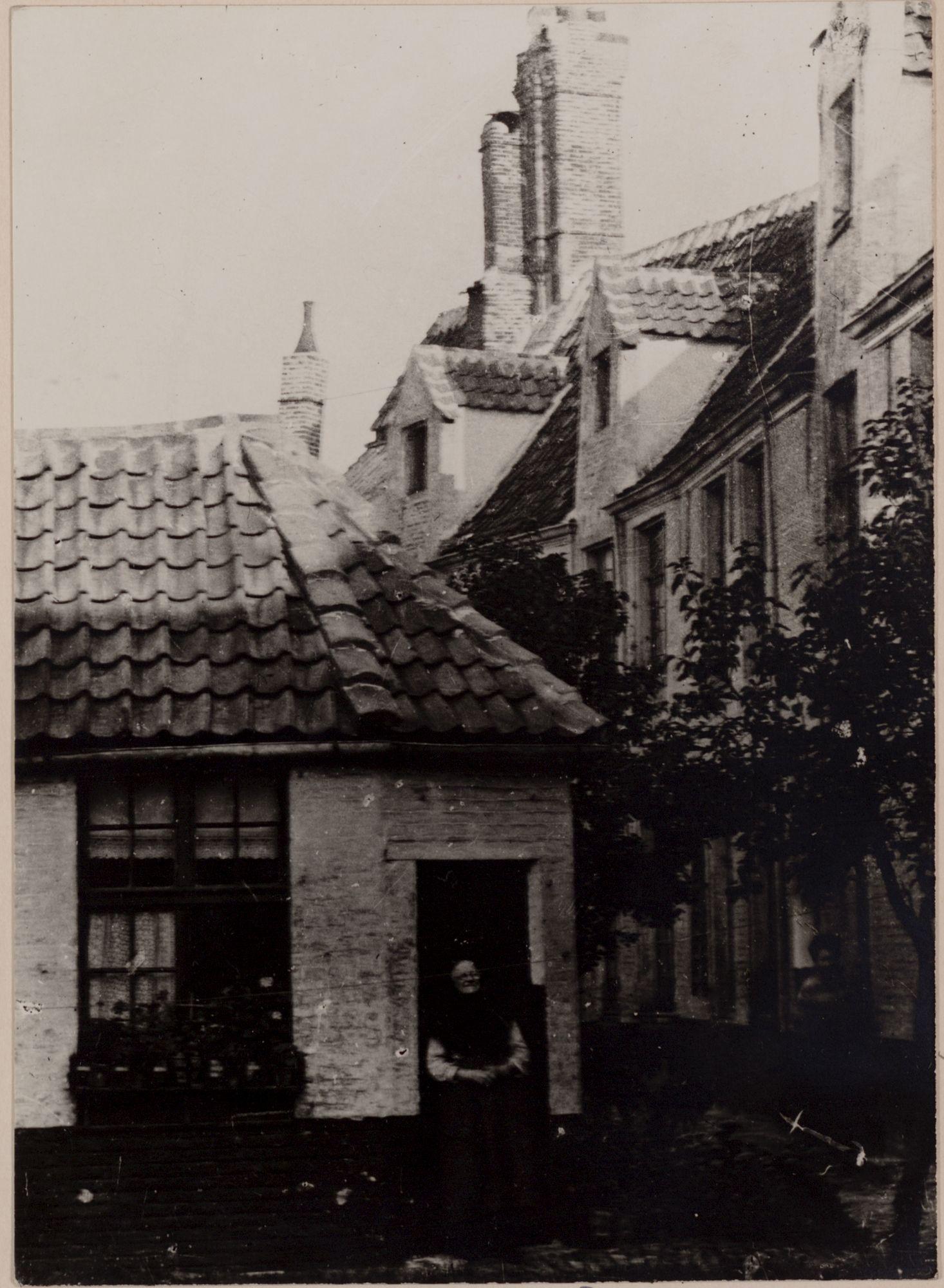 Gent: Oud Begijnhof Sint-Elisabeth