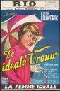 De ideale vrouw  | La femme idéale, Rio, Gent, 10 - 13 juni1960