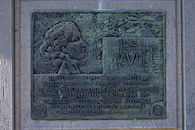 Gedenkplaat - Edith Cavell