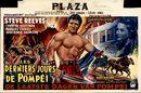 Les Derniers Jours de Pompéi | De Laatste Dagen van Pompei, Forum, Gent, 10 - 14 maart 1961
