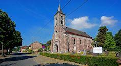Sint-Baafskerk  (Mendonk)