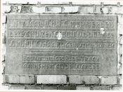 Gent: Dracenastraat 39: gedenksteen: S.M. Volkshaard, 1979