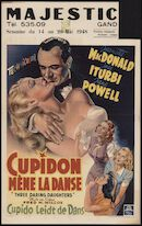 Three Darling Daughters | Cupidon mène la danse | Cupido leidt de dans, Majestic, Gent, 14 - 20 mei 1948