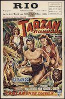 Tarzan and the She-Devil   Tarzan et la diablesse   Tarzan en de duivelin, Rio, Gent, 25 - 28 december 1953
