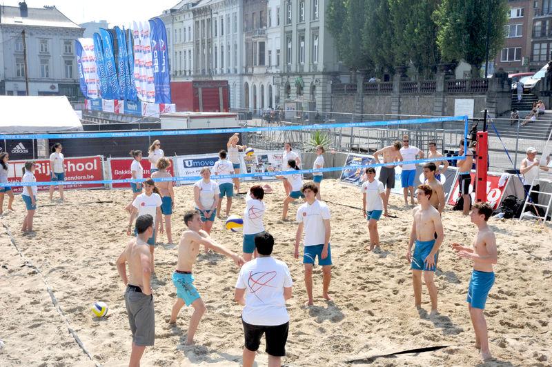 Belgian Beachvolley Championship 2012 - Gent 46