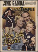 Mam'zelle vedette, Ganda, Gent, 24 februari - 2 maart 1939