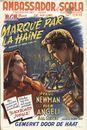 Marqué par la Haine   Gemerkt door de Haat   Somebody up there likes me, Ambassador en Scala, Brussel, 1958