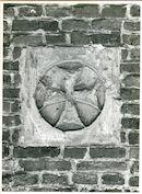 Oostakker: Gasthuisstraat: Gevelsteen, 1979