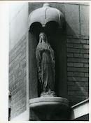 St.-Amandsberg: Antwerpsesteenweg 112: Gevelbeeld, 1979