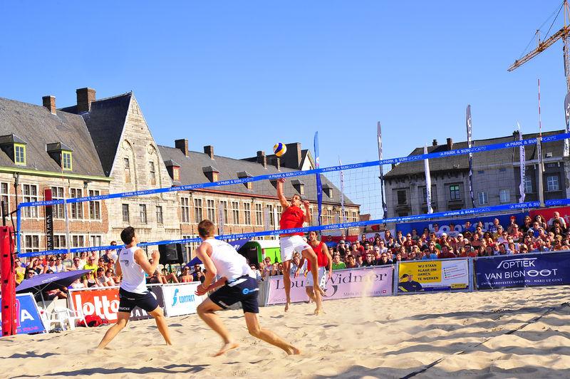 Belgian Beachvolley Championship 2012 - Gent 26