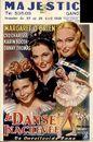 La Dance Inachevée | De Onvoltooide Dans | The Unfinished Dance, Majestic, Gent, 22 - 28 april 1949