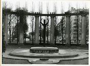 Gent: Koning Albertpark: Oorlogsmonument