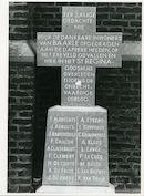 Drongen: Baarledorpstraat: Oorlogsmonument, 1979