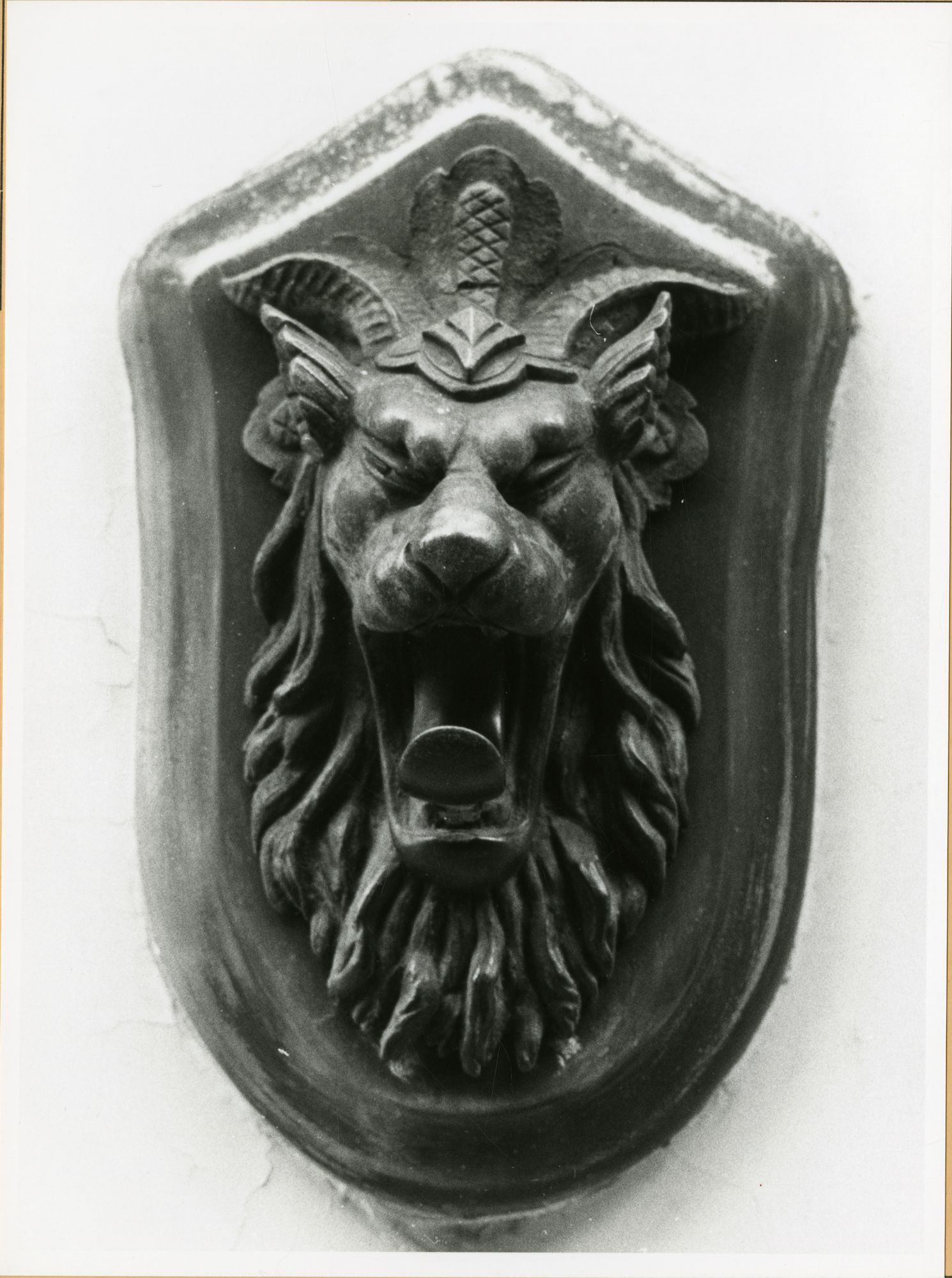 Gent: Koning Leopold II-Laan 32: Bel, 1979