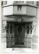 Gent: Kortrijksesteenweg 666: woning Geo Verbanck: Gevel, 1979