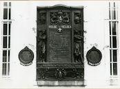 Gent: Geldmunt 19: gedenkteken: Wereldoorlog I en II