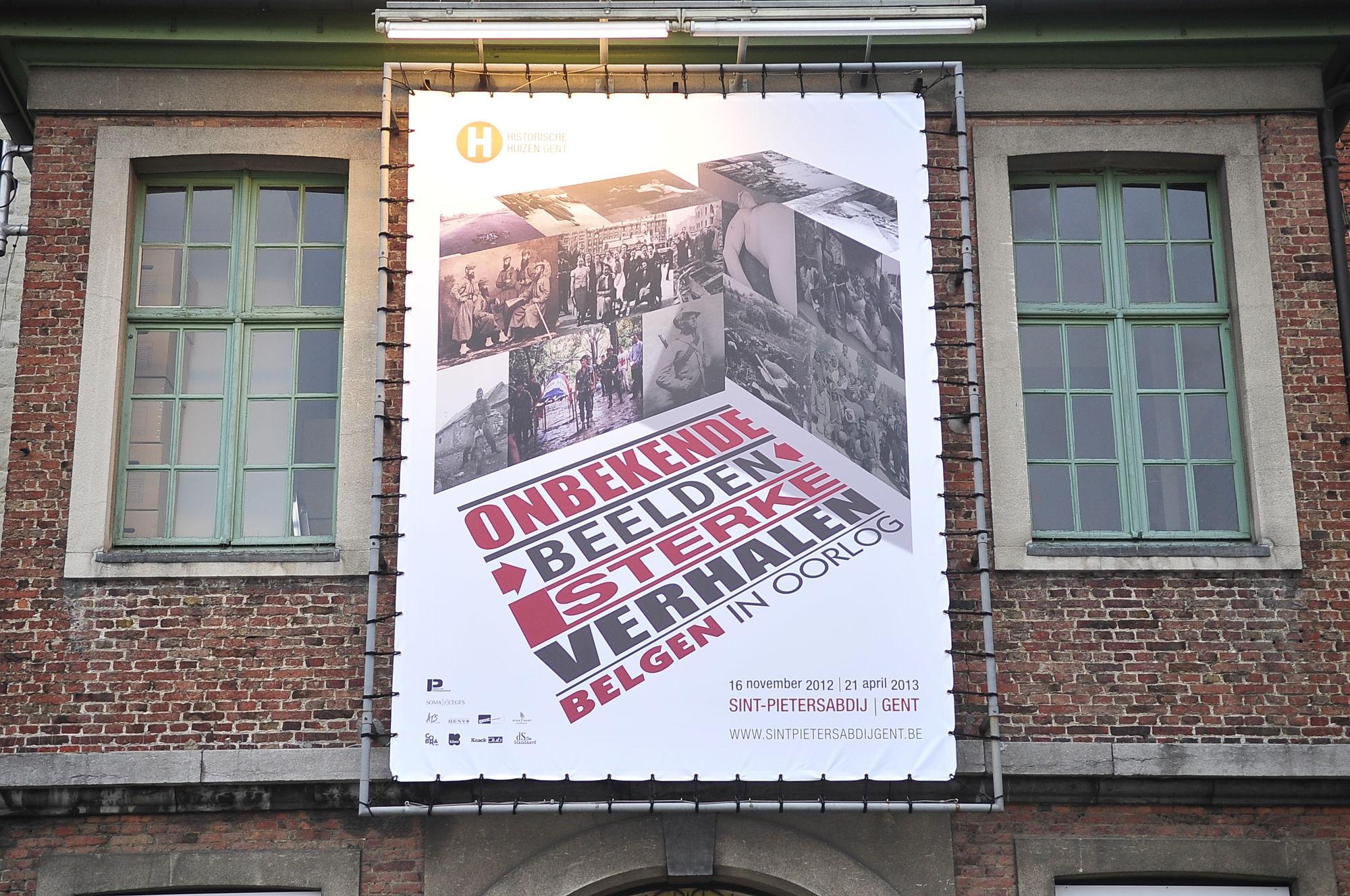Onbekende beelden, sterke verhalen. Belgen in oorlog 28