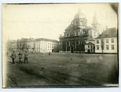Gent: Sint-Pietersplein: Onze-Lieve-Vrouw Sint-Pieterskerk, 1915-1916