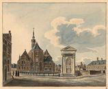 Gent: Begijnhofdries en kerk van het Sint-Elisabethbegijnhof