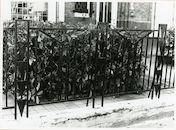 Gent: Congreslaan 6-16: hek, 1979