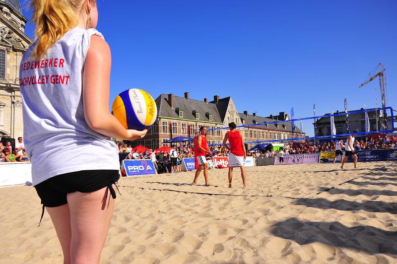 Belgian Beachvolley Championship 2012 - Gent 23