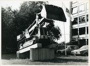 Gent: Toemaattragel: Bulldozer, 1979