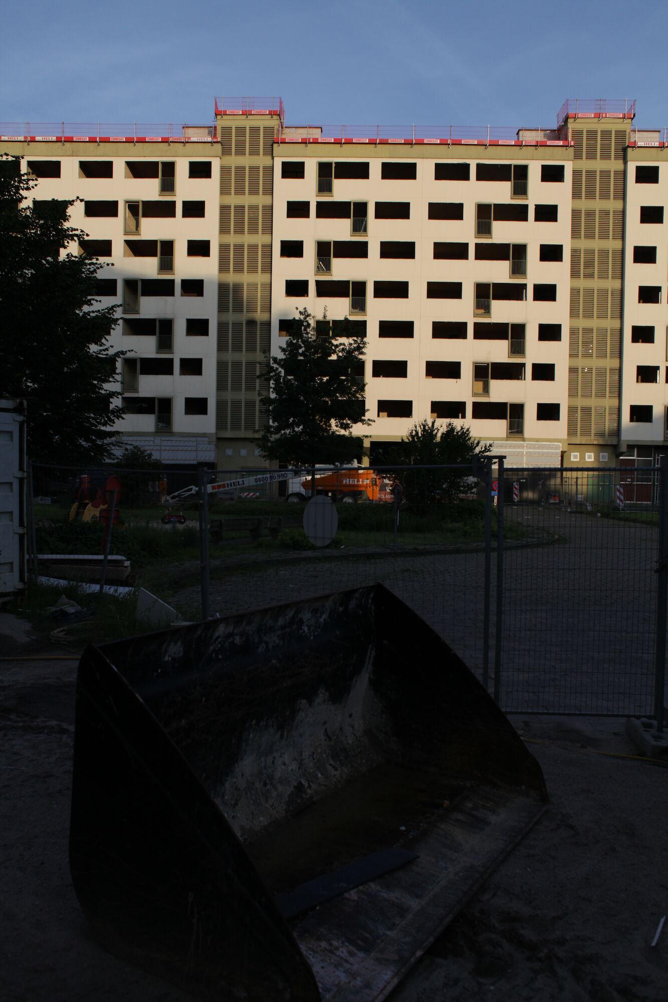 Wijk 02 Sluizeken_Tolhuis_Ham evolutie Stadsvernieuwing