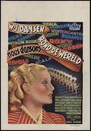 [Wir tanzen um die Welt]   Wij dansen rond de wereld   Nous dansons, Select, Gent, [14 - 20 februari 1941]