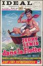 Jerry Lewis dans la Flotte | Jerry Lewis Zoetwatermatroos | Don't give up the ship, Ideal, Gent, 1 - 7 juli, 1960
