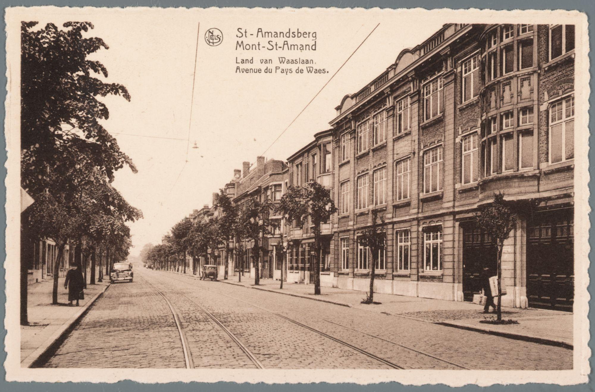 Sint-Amandsberg: Land van Waaslaan