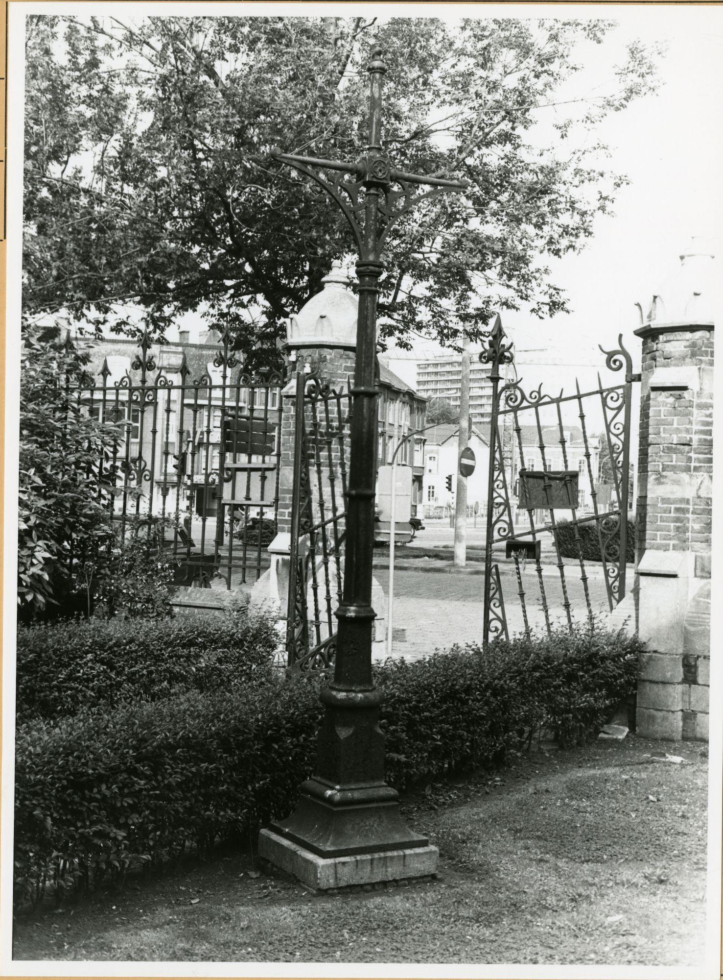 Gent: Louis Pasteurlaan: Hek, 1979