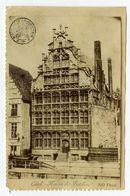 Gent: Graslei. Huis der Vrije Schippers